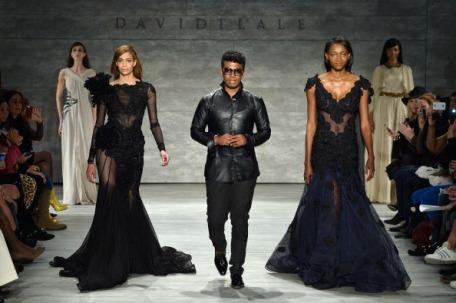 David Tlale - Runway - Mercedes-Benz Fashion Week Fall 2014