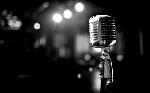 open-mic-blackwhite