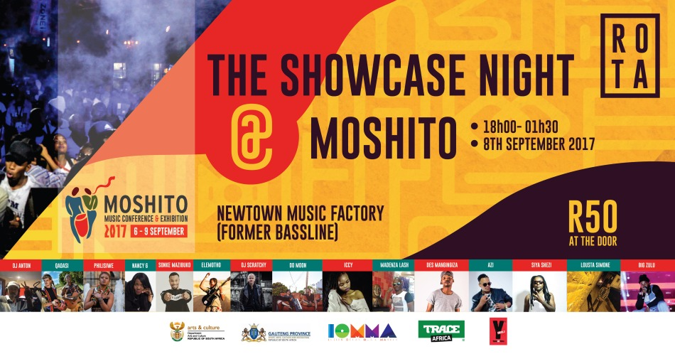 THE SHOWCASE NIGHT @ MOSHITO FB-01